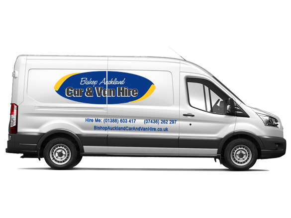 Long Wheel Base Transit Van Hire