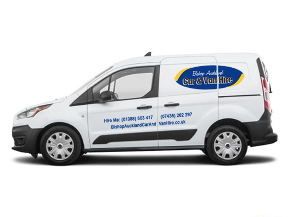 Connect Van Hire