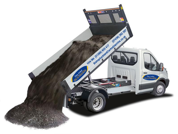 Tipper Truck Hire